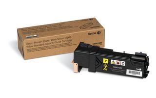 Cartus Toner Xerox pentru Xerox Phaser 6500 6505 1000 pag Yellow