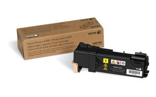 Cartus Toner Xerox pentru Xerox Phaser 6500 6505 2500 pag Yellow