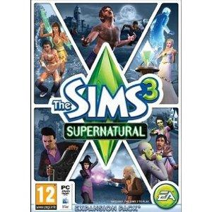 The Sims 3 Supernatural PC