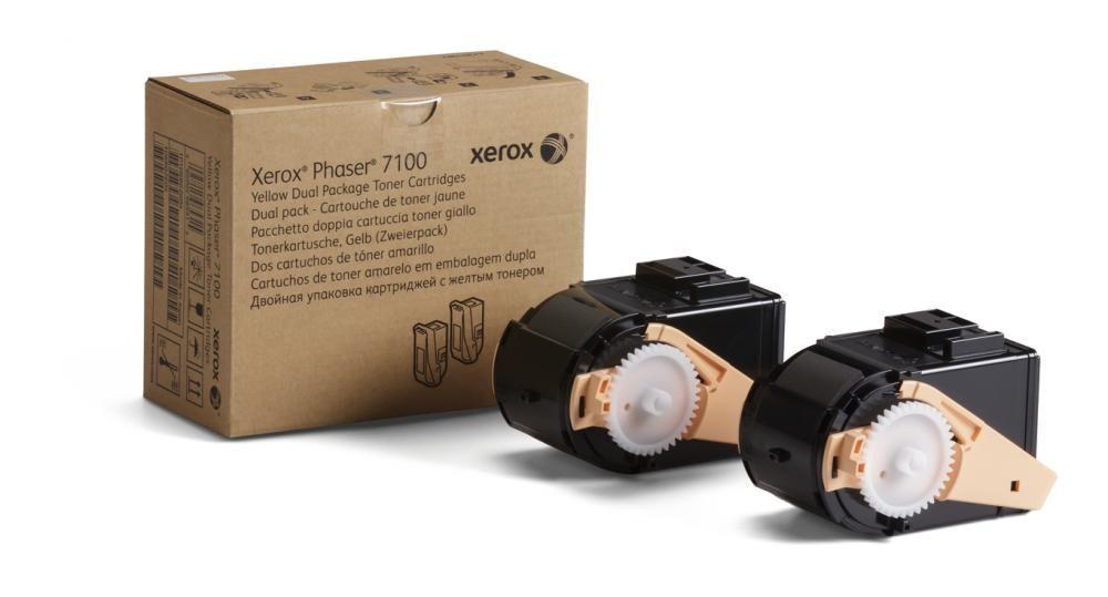 Toner Xerox Magenta Dual Package