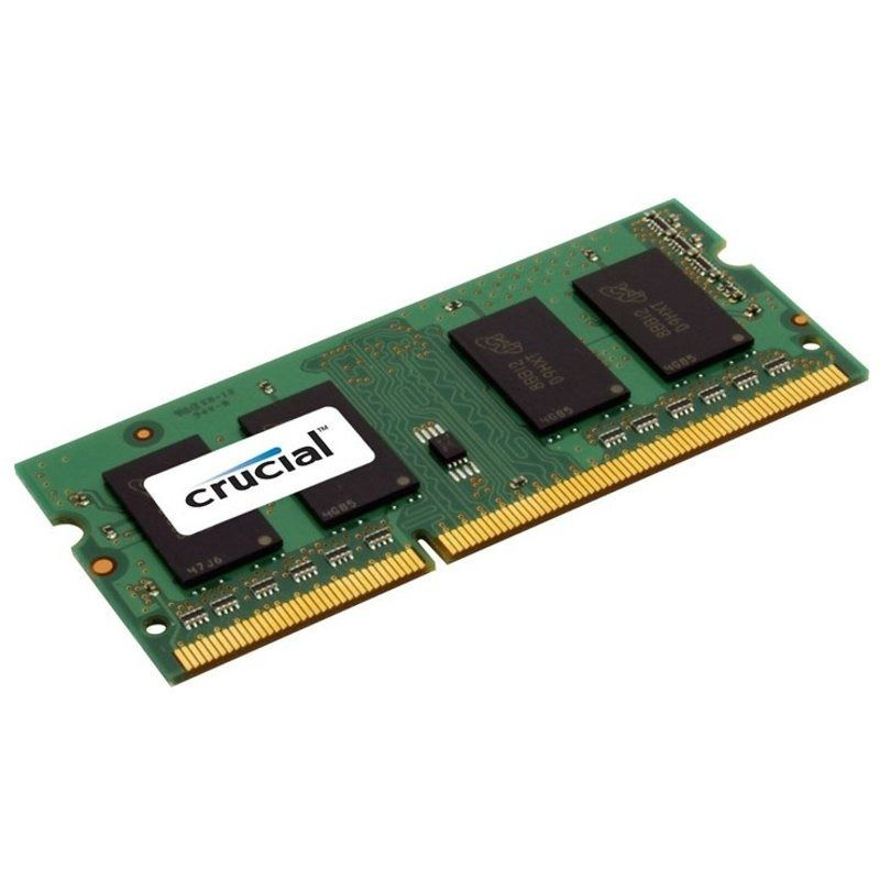 Memorie Notebook Micron Crucial DDR3L-1600 8GB