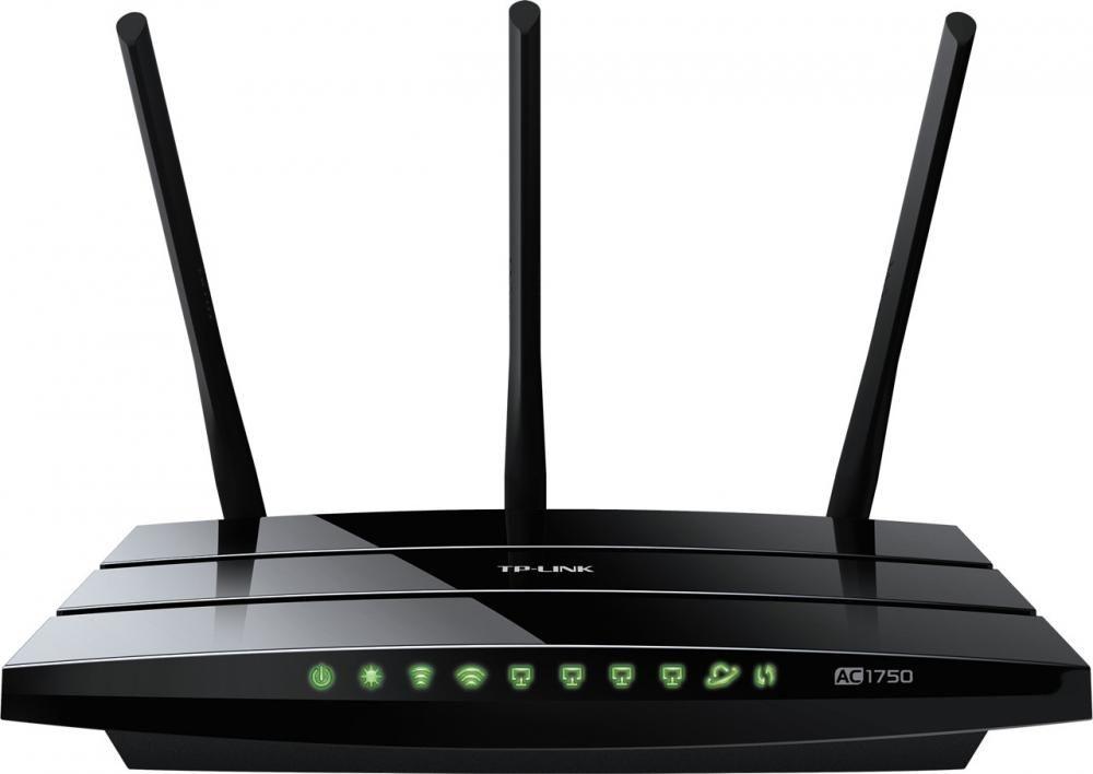 Router Tp-Link ARCHER C7 WAN: 1xGigabit WiFi: 802.11ac-1750Mbps