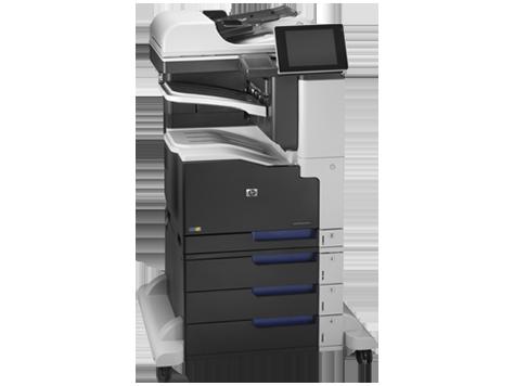 Multifunctional Laser Color HP LaserJet Pro 700 M775z+
