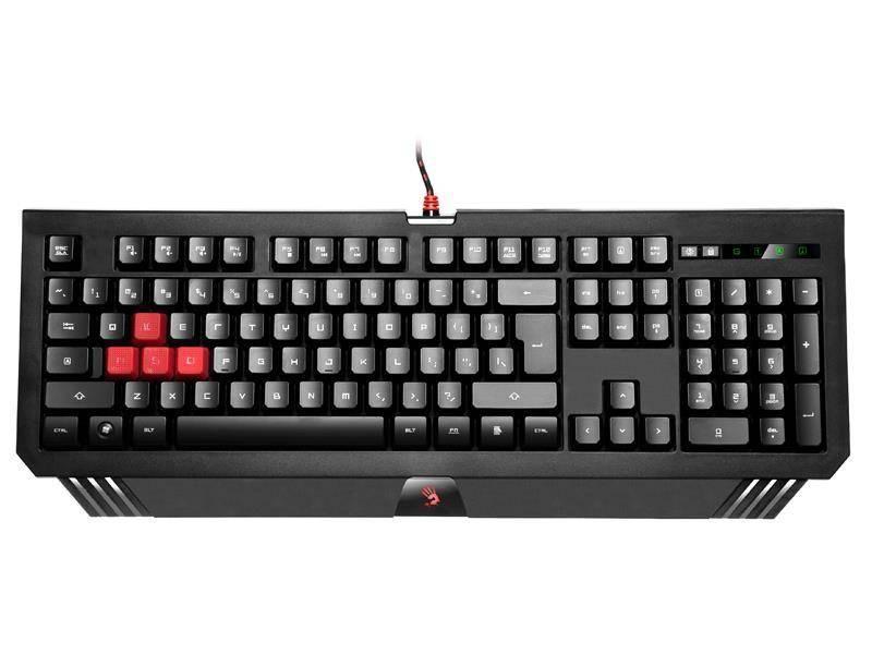 Tastatura A4Tech Gaming Bloody B120 Black USB