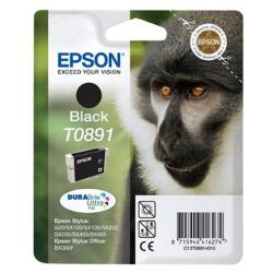 Cartus Inkjet Epson Black T0891