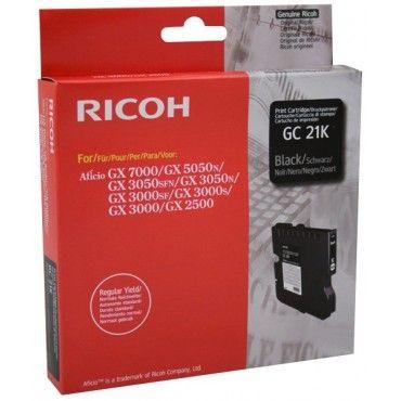 Cartus negru RICOH pentru GX2500/3000/3050/7000
