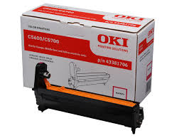Kit Fotoconductor Magenta OKI pentru C5600/C5700 20KK