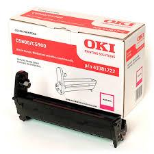 Kit Fotoconductor Magenta OKI pentru C5800/C5900 20K