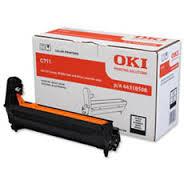Kit Fotoconductor Black OKI pentru C711 20K