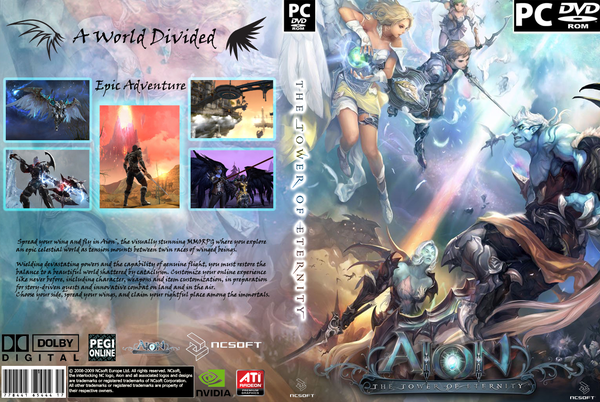 Aion The Tower of Eternity