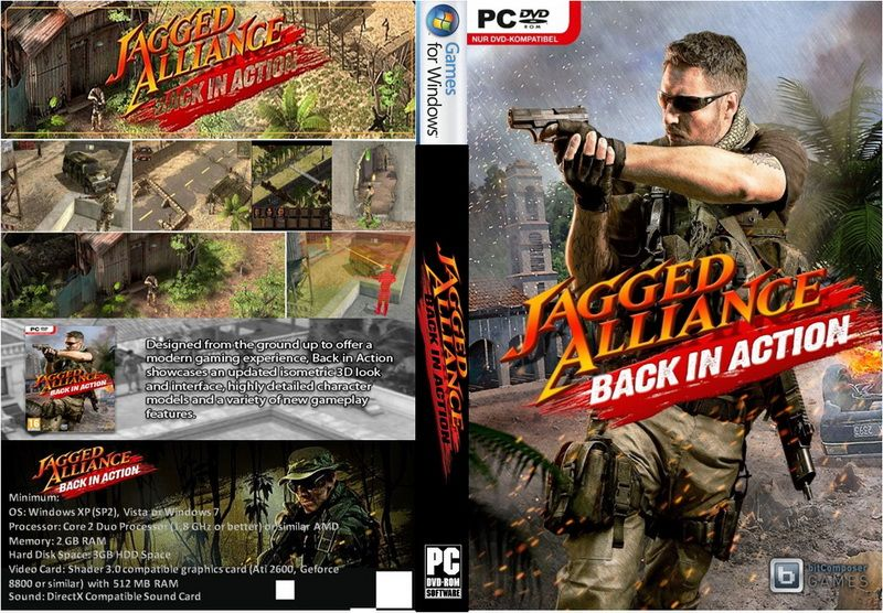 Jagged Alliance: Back In Action (PC)