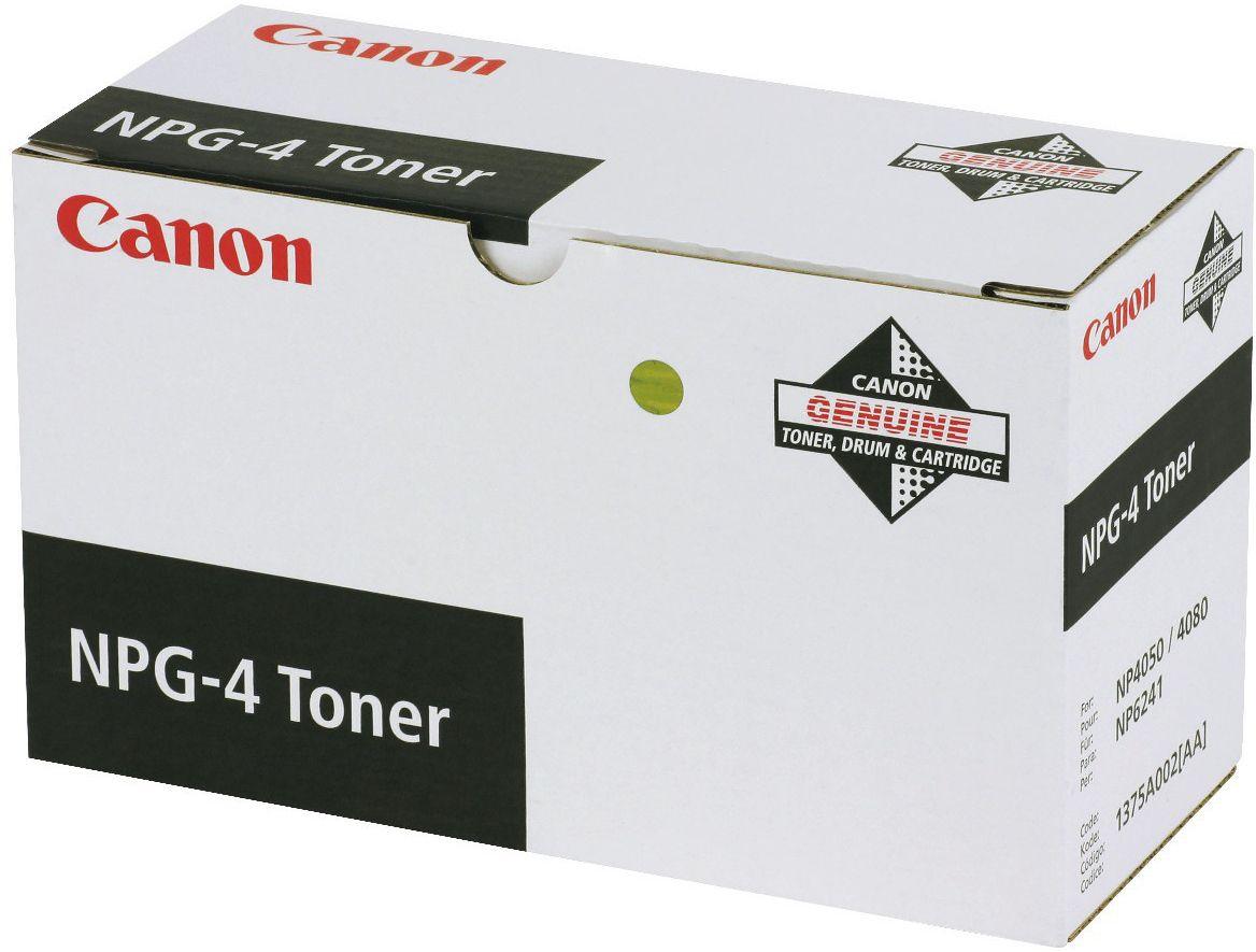 Cartus Laser Canon NPG4 CFF41-8001000