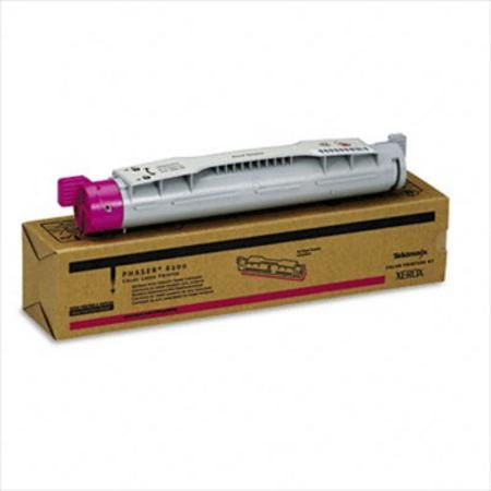 Cartus Laser Xerox Hi-Capacity Magenta Supplies for Phaser 6200