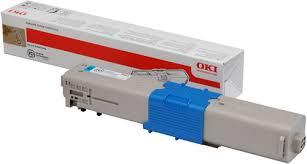 Cartus toner Cyan OKI pentru C301/C321 1.5K