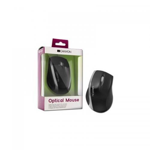 Mouse Canyon CNR-MSO01NS Black