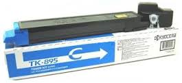Cartus toner cyan TK-895C 6K pentru Kyocera FS-C8020MF