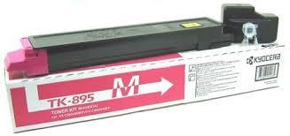 Cartus toner magenta TK-895M 6K pentru Kyocera FS-C8020MF