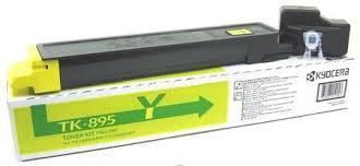 Cartus toner yellow TK-895Y 6K pentru Kyocera FS-C8020MF