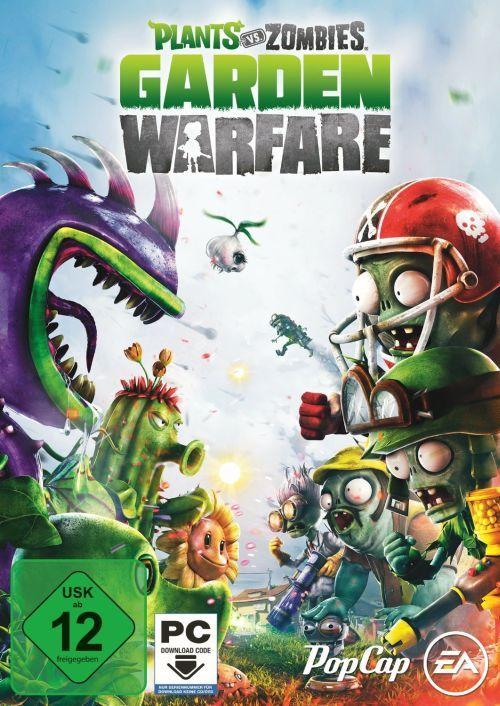 Plants vs. Zombies Garden Warfare PC