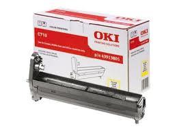 Kit Fotoconductor Yellow Oki pentru C710 15K