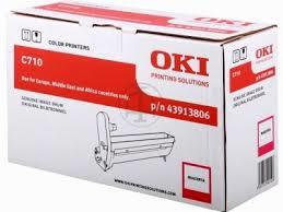 Kit Fotoconductor Magenta Oki pentru C710 15K