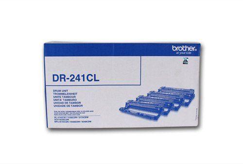 Kit Fotoconductor Black Brother DR-241CL pentru HL-3140CW/3170CDW DCP-9020CDW MFC-9140CDN/MFC-9340CDW 15K