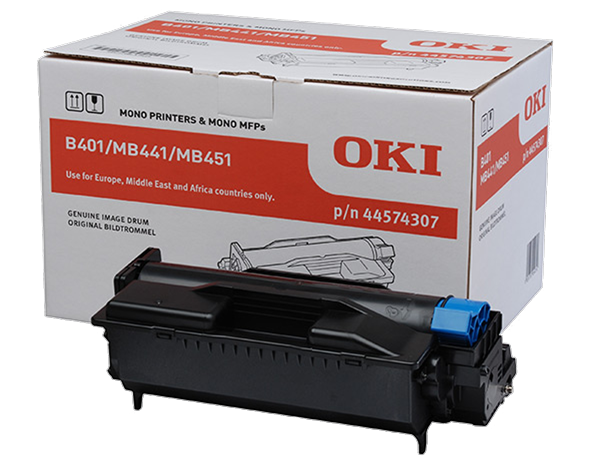 Kit Fotoconductor Black OKI pentru B401/MB441 25K