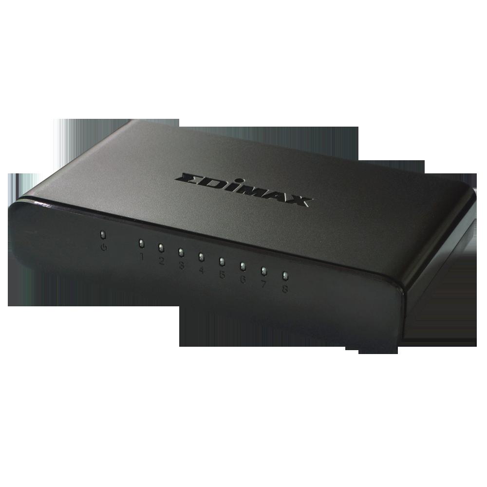 Switch Edimax ES-3308P fara management fara PoE 8x100Mbps-RJ45