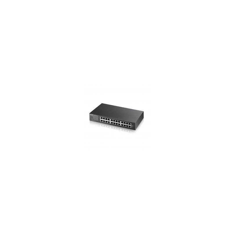 Switch ZyXEL GS1100-24E fara management fara PoE 24x1000Mbps-RJ45