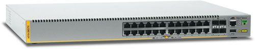 Switch Allied Telesis AT-X510-28GTX cu management fara PoE 24x1000Mbps-RJ45 + 4xSFP