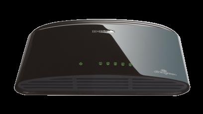 Switch D-Link DES-1005D fara management fara PoE 5x100Mbps-RJ45