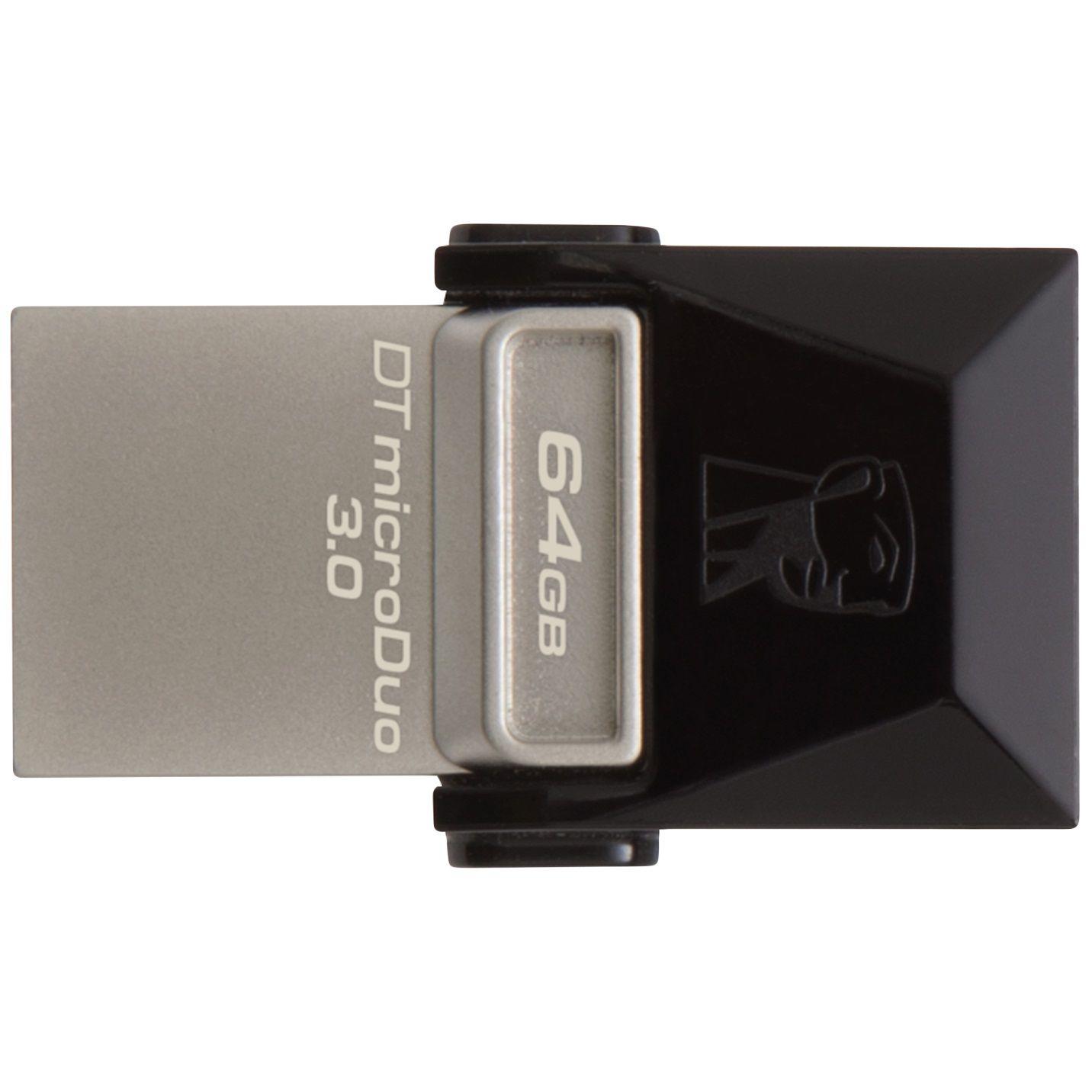 Flash USB Kingston DataTraveler microDuo 64GB USB 3.0