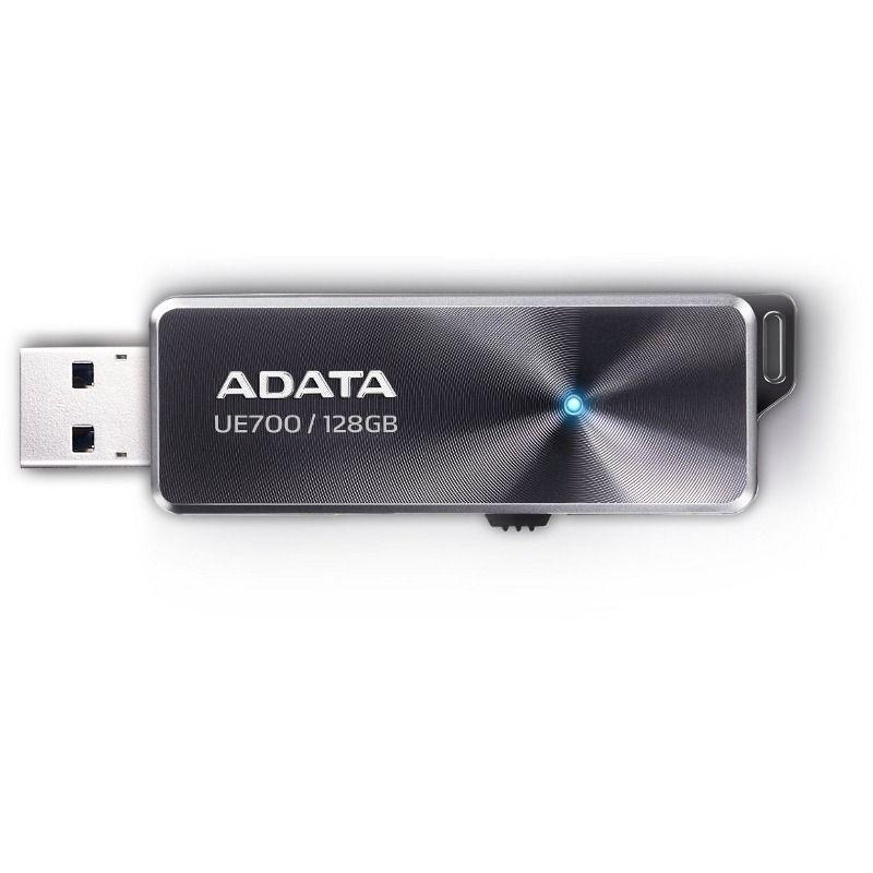 Flash USB A-Data DashDrive Elite UE700 128GB Silver