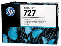 Cartus ink Matte Black HP 727 300ML