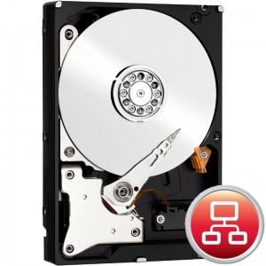 Hard Disk Desktop Western Digital Red NAS SATA 6TB