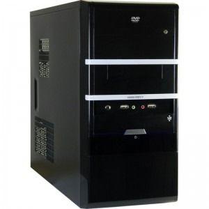 Carcasa PC Inter-Tech JY-180 Black