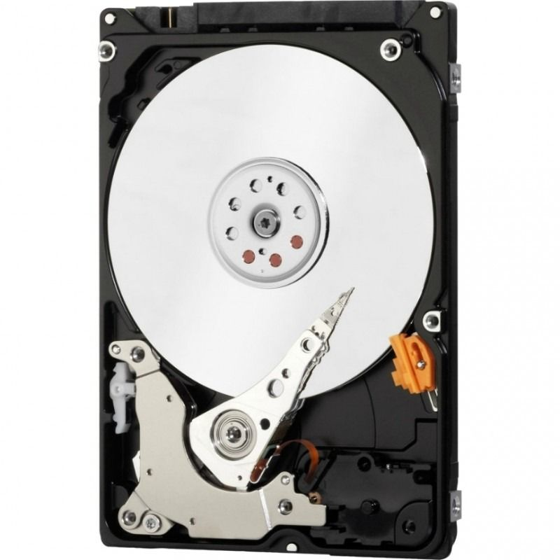 Hard Disk Desktop Western Digital AV-25 2.5'' 500GB 5400RPM SATA 2