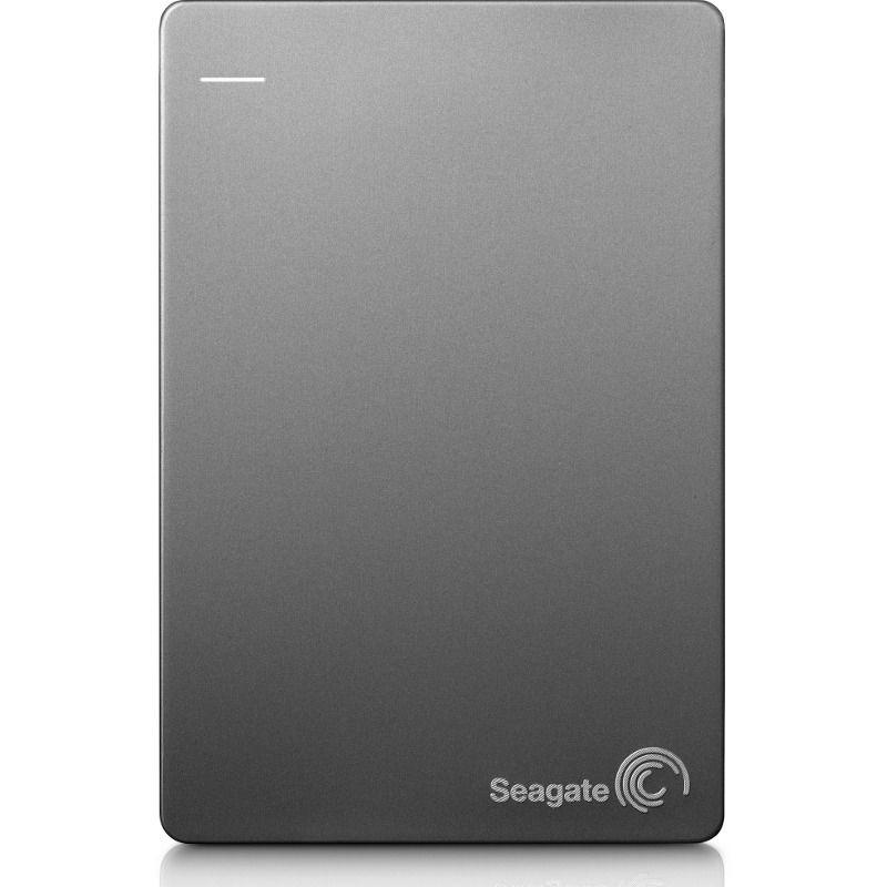 Hard Disk Extern Seagate Backup Plus 2TB USB 3.0 2.5 Argintiu