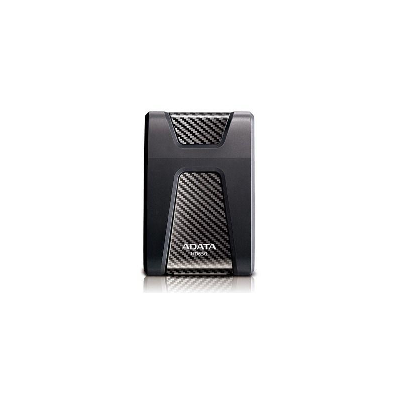 Hard Disk Extern A-Data Durable HD650 1TB 2.5 inch USB 3.0 black