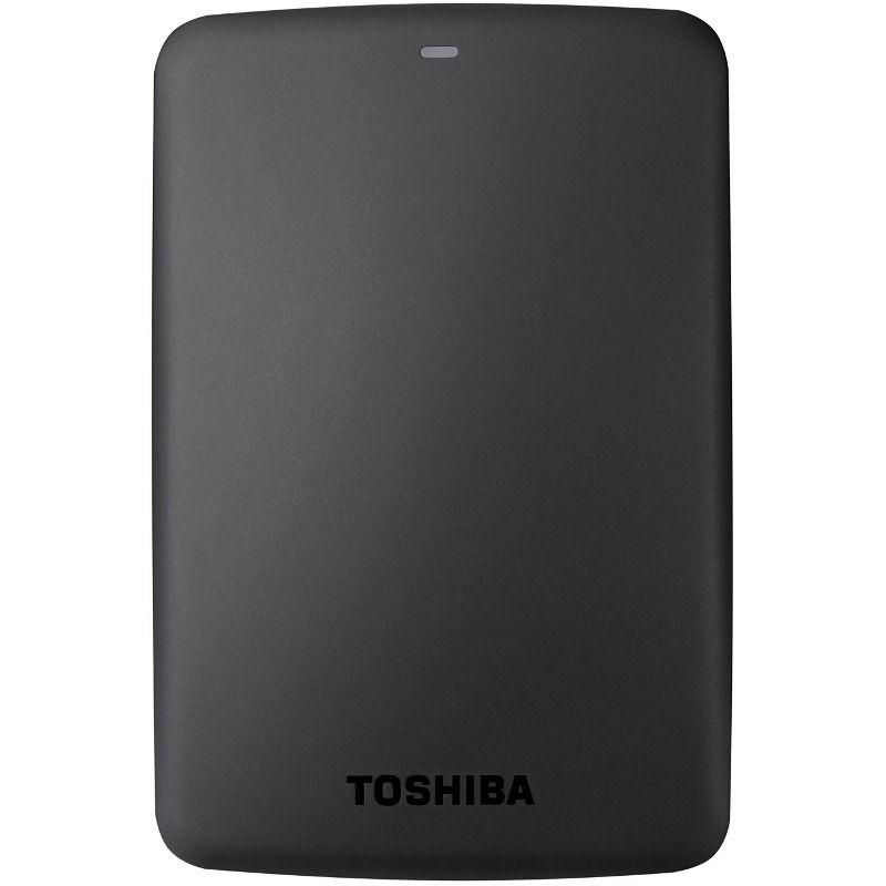 Hard Disk Extern Toshiba Canvio Basics USB 3.0 1TB Black