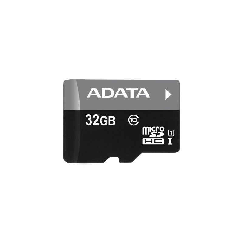 Card memorie ADATA Micro SDHC Premier 32GB UHS-I U1 + adaptor SD