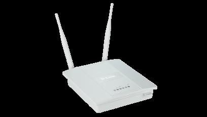 Acces Point D-Link DAP-2360 WiFi: 802.11n frecventa: 2 4GHz - Single Radio cu alimentare PoE