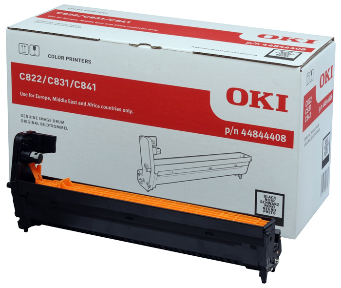 Kit Fotoconductor Oki 44844408 Black 30000 pag.
