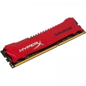 Memorie Desktop Kingston HyperX Savage 4GB DDR3 1866MHz CL9
