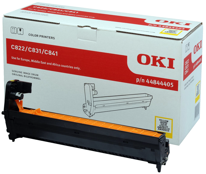 Kit Fotoconductor Oki 44844405 Yellow