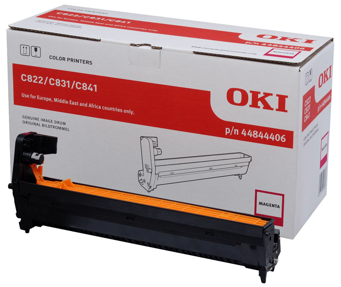 Kit Fotoconductor Oki 44844406 Magenta 30000 pag.