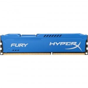 Memorie Desktop Kingston HyperX Fury Blue 8GB DDR3 1866 MHz CL10