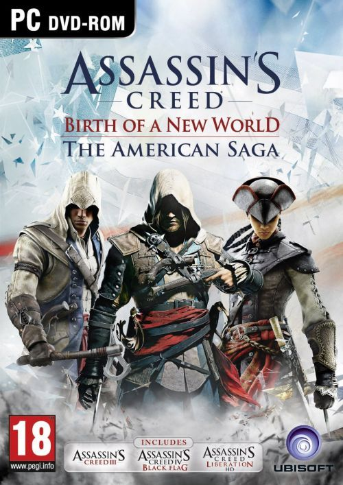 Assassins Creed The American Saga Collection PC