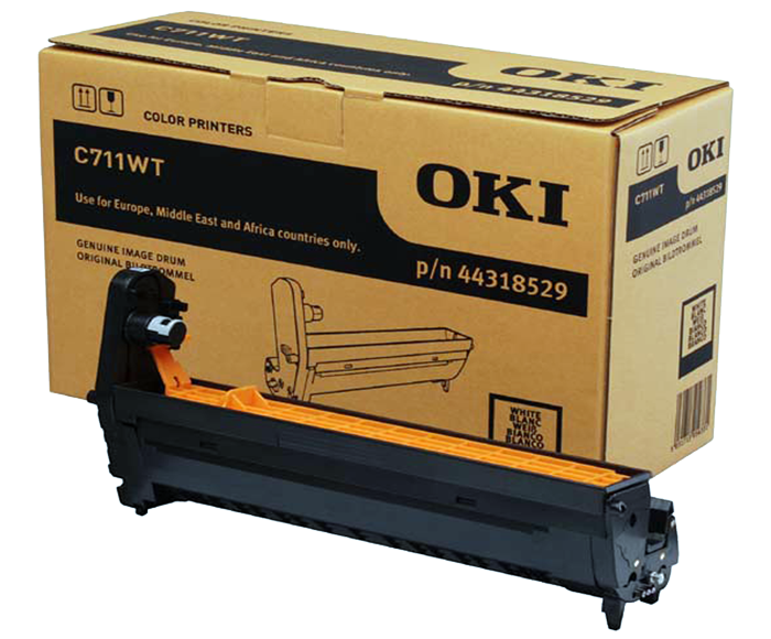 Kit Fotoconductor Oki 44318529 White