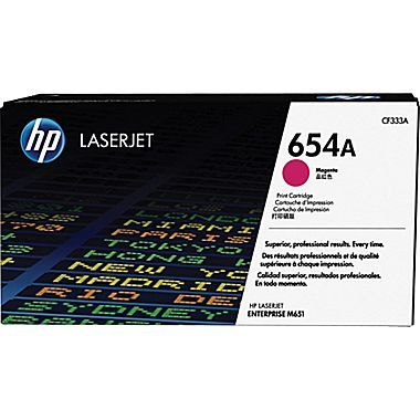 Cartus toner Magenta HP 654A Color LaserJet Enterprise M651 15k
